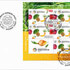 International Year of Fruits and Vegetables 2021 - FDC Sheet