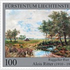 Liechtenstein Painters - Alois Ritter