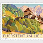 Europa 2017 – Palaces and Castles- (Set Mint)
