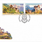 Europa 2017 – Palaces and Castles- (FDC Set)