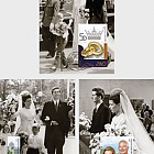 Golden Wedding of Prince Hans-Adam II and Princess Marie of Liechtenstein
