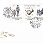 200 Years of the K. K. Briefsammelstelle Balzers - (FDC M/S)