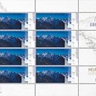 Mountain Paintings - Helmut Ditsch -(Sheetlet Mint)
