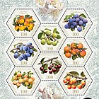 Old Fruit Varieties - Stone Fruit - (Special Stamp Set CTO)