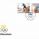 2018 Winter Olympics in Pyeongchang - (FDC Set)
