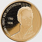200 Years of the sovereign Principality of (Liechtenstein) (2006)