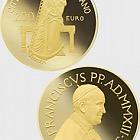 Vatikan - 200 Euro Goldmünze - Theologische Tugenden - Hoffnung (2013)