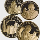 Vatican - 20 + 50 Euro Gold Commemorative Coins - Pontifical Shrine of Our Lady of the Rosary of Pompei (2015)