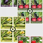 Crop Plants - Vegetables - (Block of 4 CTO)