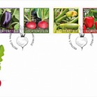Crop Plants - Vegetables - (FDC Set)