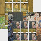 100th Anniversary of the Death of Gustav Klimt - (Sheetlet Mint)