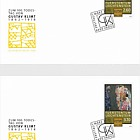 100th Anniversary of the Death of Gustav Klimt - (FDC Single Stamp)