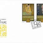 100th Anniversary of the Death of Gustav Klimt - (FDC Set)