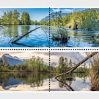 Nature Reserves in Liechtenstein - Halos - (Set Mint)