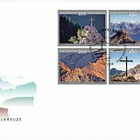 Summit Crosses – II - (FDC Set)