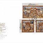 Princely Treasures - Tapestries - (FDC Set)