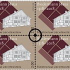 500 Years of the Biedermann House - (Block of 4 CTO)