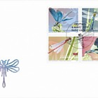 Dragonflies - FDC Set
