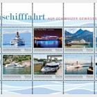 Inland Navigation on Swiss Waters - Collection Sheet - CTO