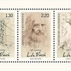 500th Anniversary of the Death of Leonardo da Vinci - M/S Mint