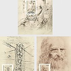 500th Anniversary of the Death of Leonardo da Vinci