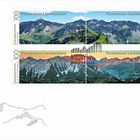 Mountain Panorama - FDC Set