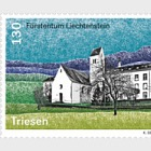 Village Views - Triesen - Set Mint