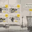 Europa 2020 - Messenger Post - Sheetlet Mint