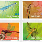 Dragonflies - II - Set Mint