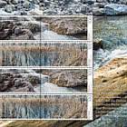 Panorama - Waters - Sheetlets Mint