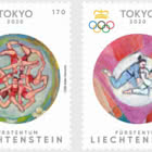 Summer Olympics in Tokyo 2020- Set Mint