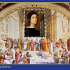 500th Anniversary of the Death of Raphael - M/S Mint