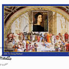 500th Anniversary of the Death of Raphael - FDC M/S