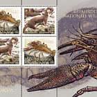 Europa 2021 - Endangered National Wildlife - Sheetlet - Mint
