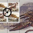 Europa 2021 - Endangered National Wildlife - Sheetlet - CTO