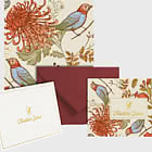 FREE Princely Greetings (Floral) Writing Set for all orders on WOPA