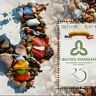 25th Anniversary of Baltic Assembly - Joint Issue