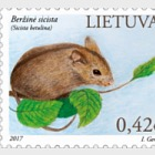 The Red Book of Lithuania. Rodents