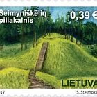 Turismo in Lituania - Mounds