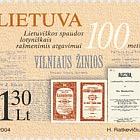 100e Anniversaire de la Réétablissement de 'impression Lituanienne en Caractères Latins