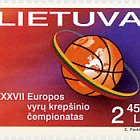 XXXVII European Men's Basketball Championship