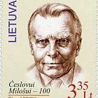 100 ° Anniversario di Czeslaw Milosz