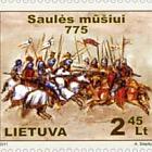 775 ° Anniversario della Battaglia di Saule