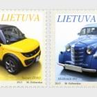 Europe - The Postman Van