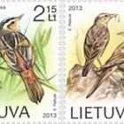 The Red Book of Lithuania - Birds