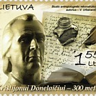 300th Birth Anniversary of K. Donelaitis