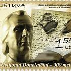 300 Aniversario del Nacimiento de K. Donelaitis