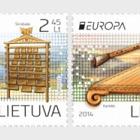 Europa - Los Instrumentos Musicales Nacionales