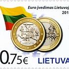 Euro Introducción a Lituania