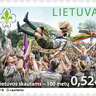 100th Anniversary of Lithuanian Scouts